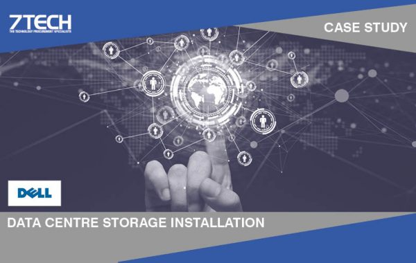 Installation of data centre storage